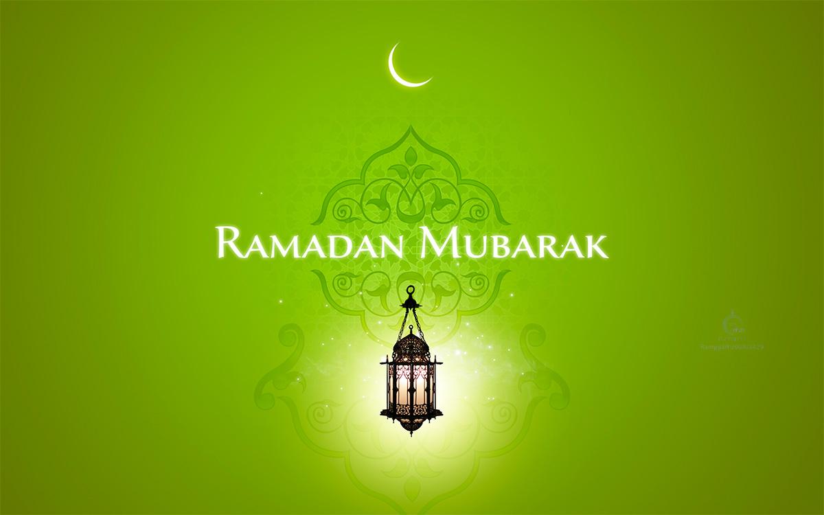 Со священным месяцем Рамадан!