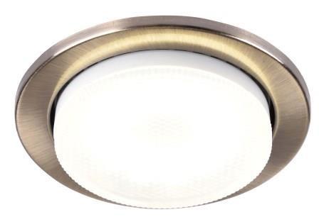 Светильник 6 w. 90 мм.