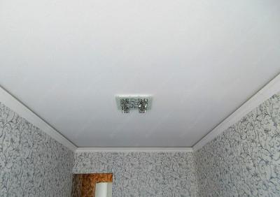 Тканевые натяжные потолки: плюсы и минусы